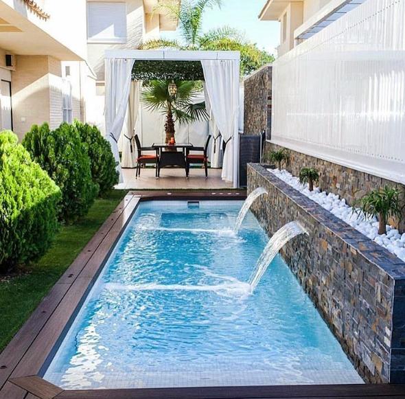 Pin By Eydriyana Elowis On Future Home Pool Designs Swimming Pool