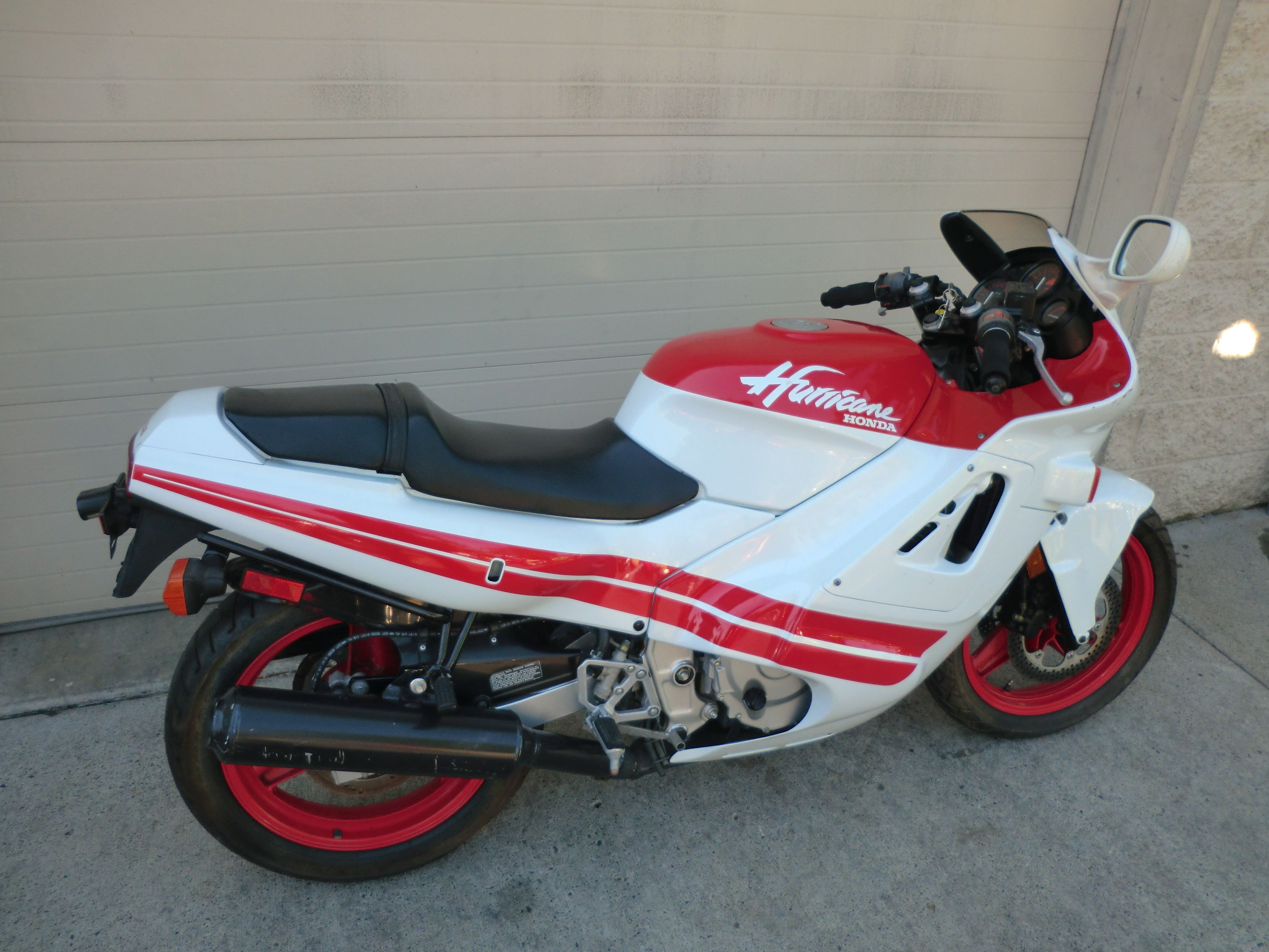 1987 honda hurricane pictures to pin on pinterest pinsdaddy for Honda hurricane 1000