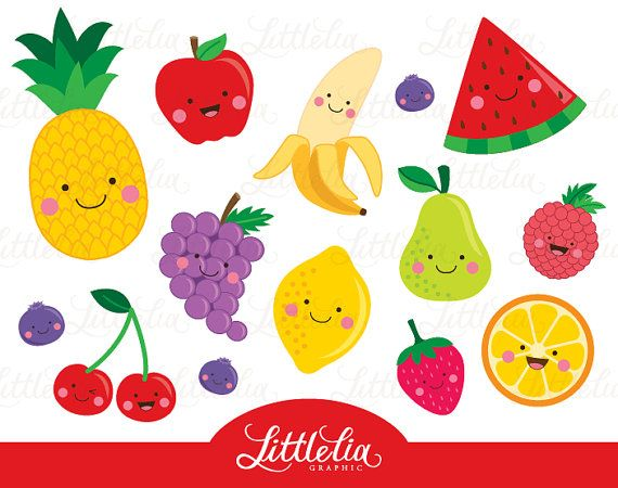fruit clipart cute fruit clipart 15064 album photos rh pinterest ca free clipart fruits and vegetables free clipart fruit tree