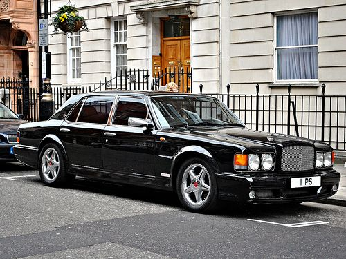Bentley Turbo RL Like Driving A Floating Couch Smooth Fast - Fast reliable cars