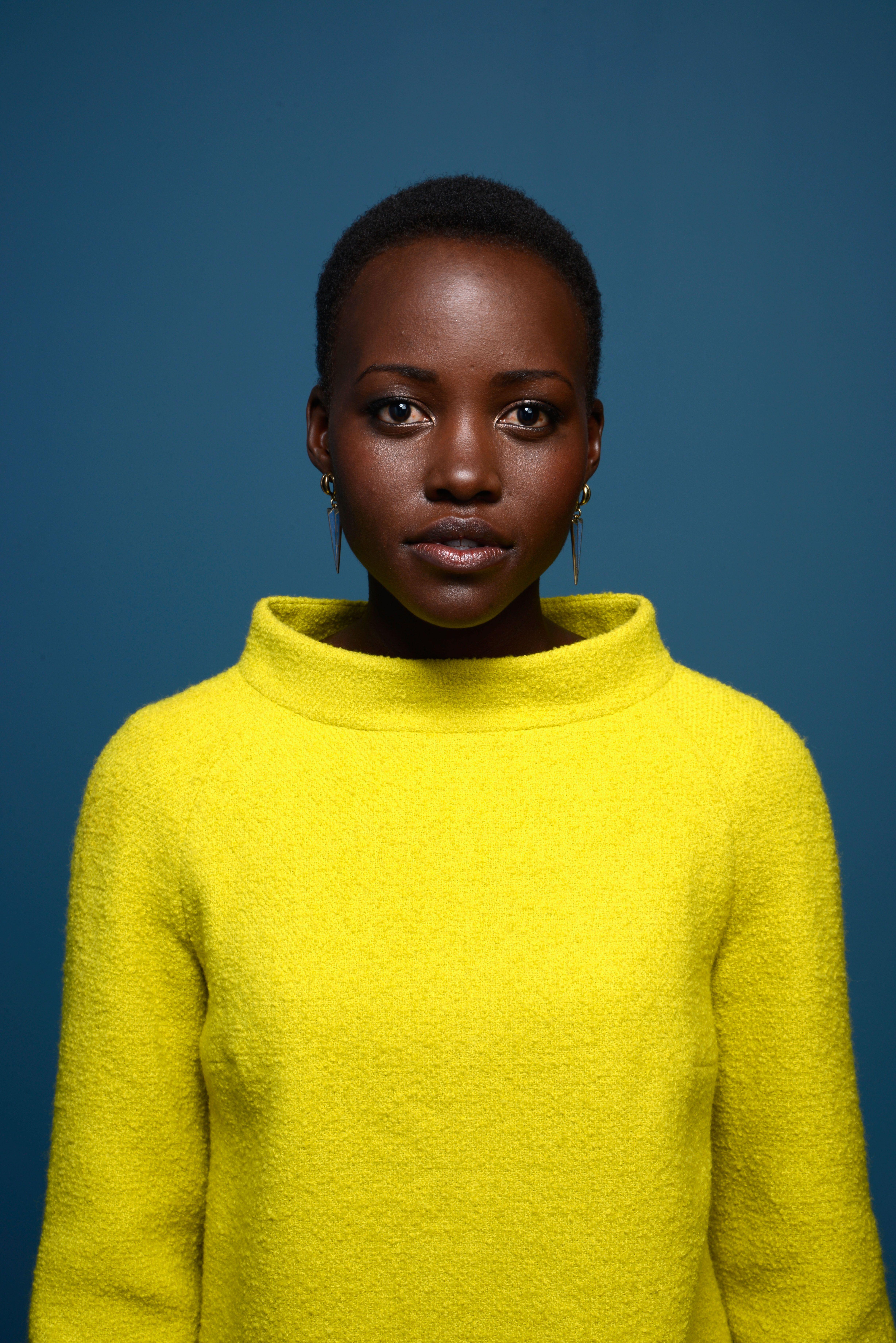 My new fashion idol: Lupita Nyong'o