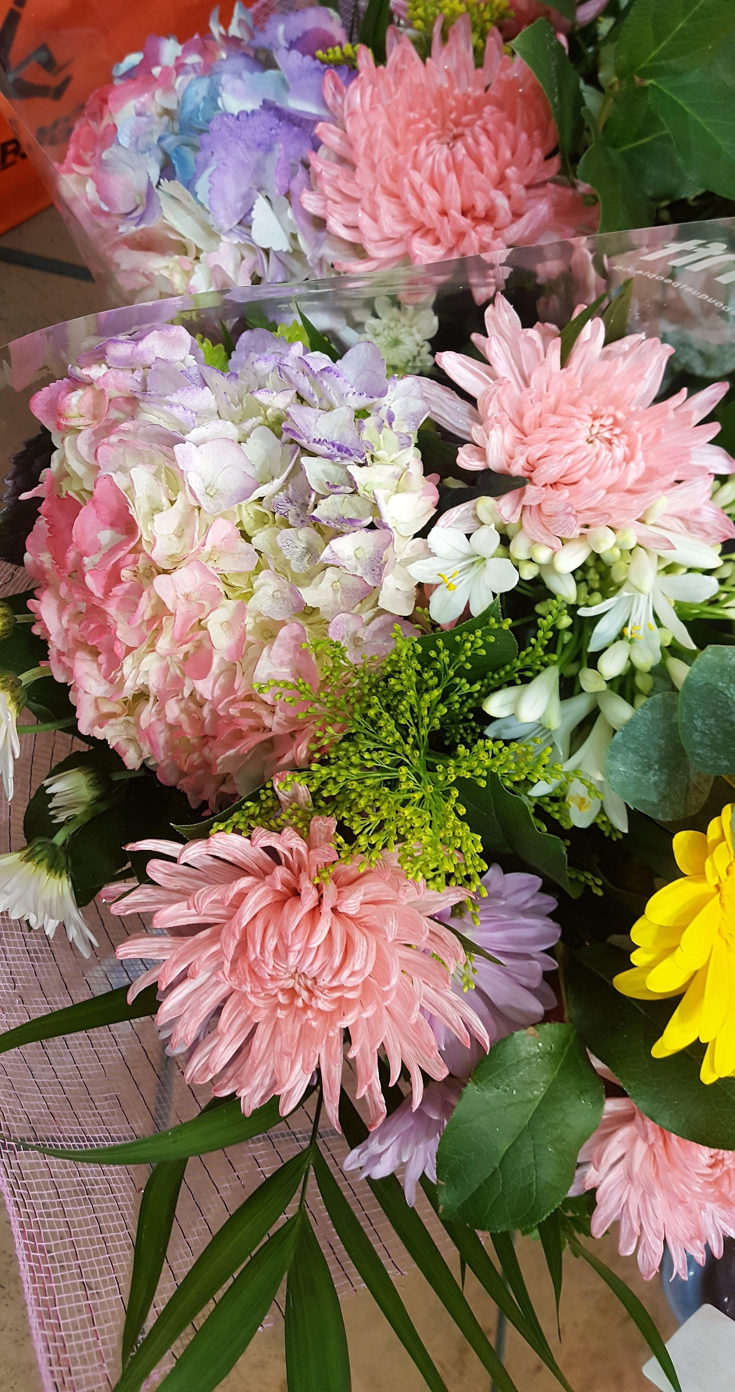 Mixed Flower Bouquet #Flowers