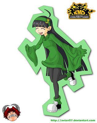 Dibujos Animados, Versión Anime.