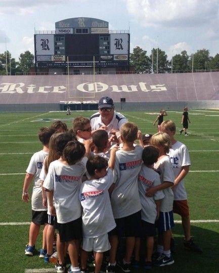 Rice Owls vs. Florida Atlantic Owls Football game Houston, TX #Kids #Events