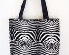 Bolsa Tecido - Zebra