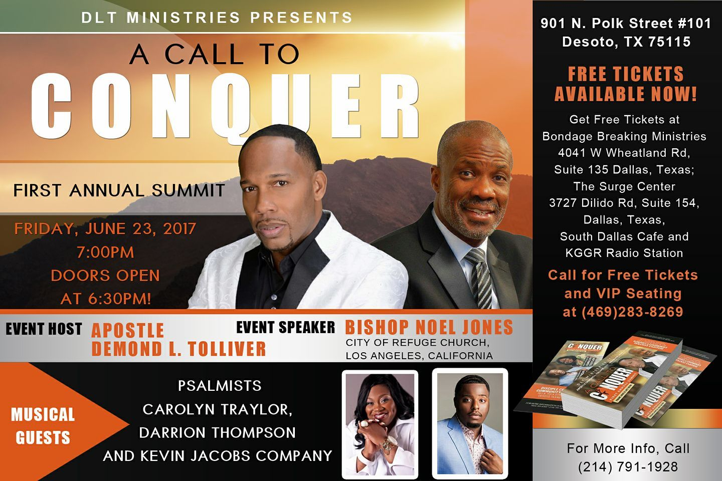 Apostle Demond Tolliver Bishop Noel Jones Carolyn Traylor And More Save The Date 6 23 17 Family Friendly Event Bishop Noel Jones Noel Jones
