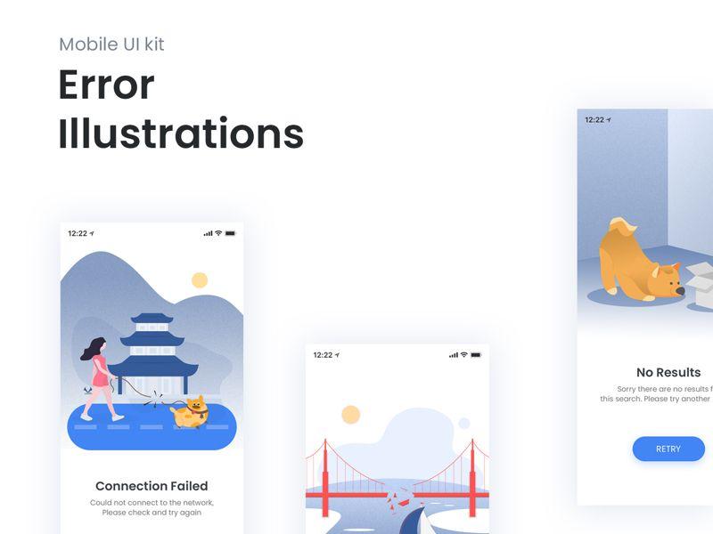 Pin on UI Store - Free UI Kits