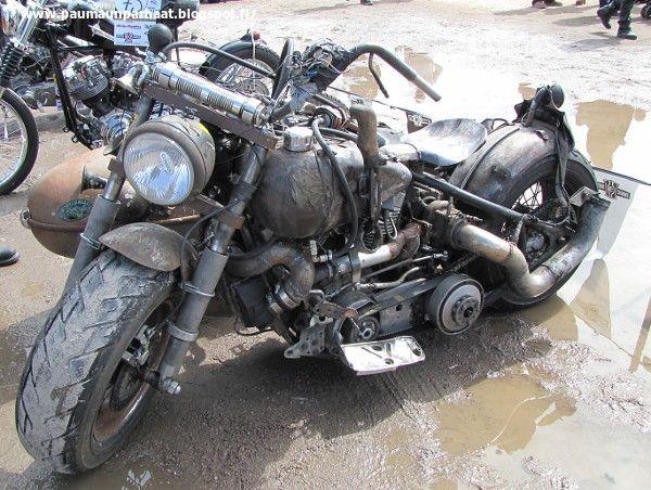 Rattbike