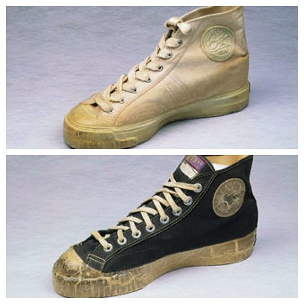 Onitsuka Tiger shoes created in 1953.