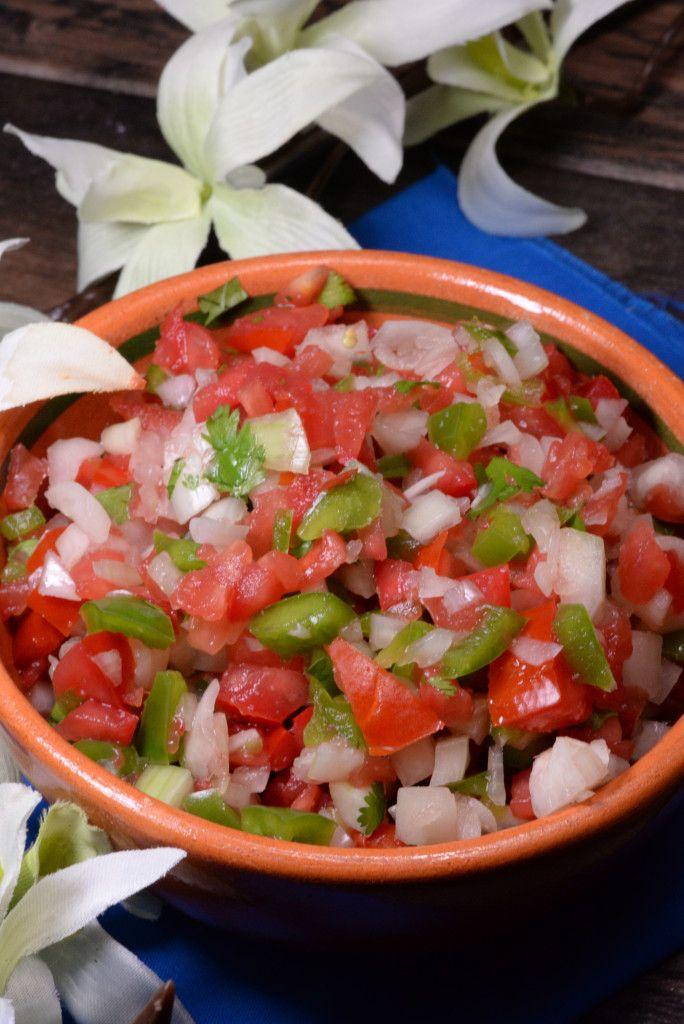 Our Journey To Honduras Honduran Recipes Salvadorian Food Chimol Recipe