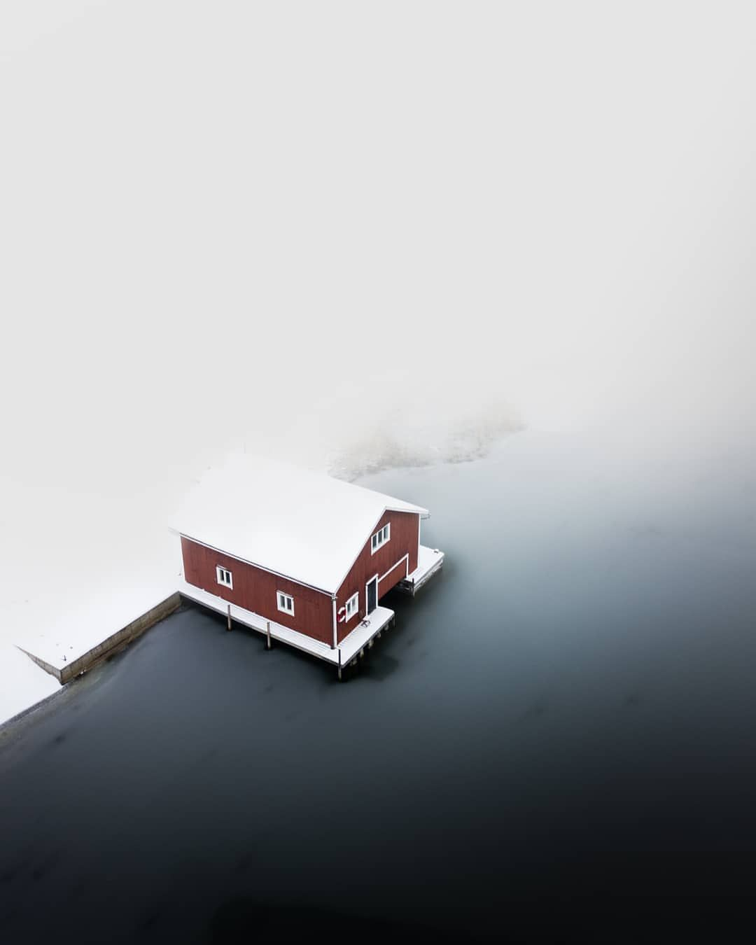Sweden From Above Stunning Drone Photography By Viggo Lundberg
