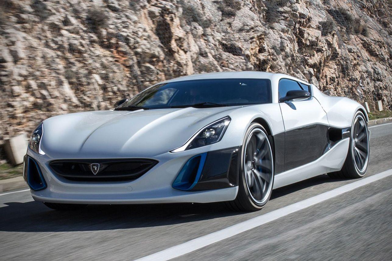 2017 Rimac Concept One HiConsumption Super cars, Cool