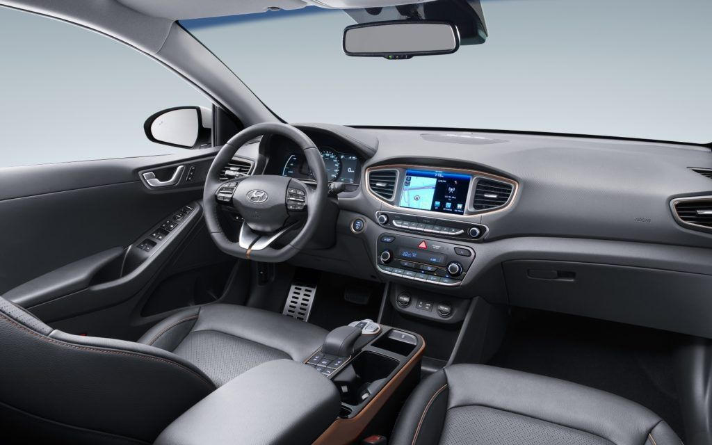 2017 Hyundai Ioniq Equipment We Don T Have To Worry About The