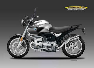 "DESIGNER'S CUT  Cafè Racer Projects: BMW R 1150  ""SAVILE ROW"""
