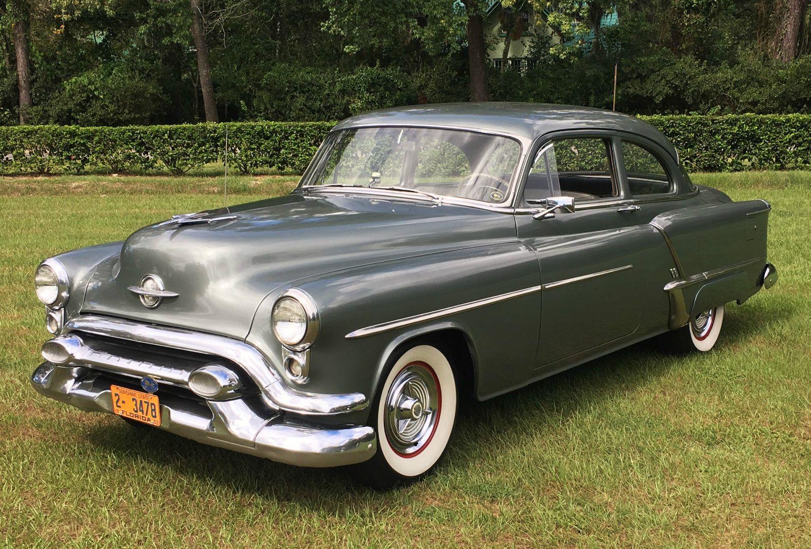1953 Oldsmobile EightyEight 2 Door Sedan eBay