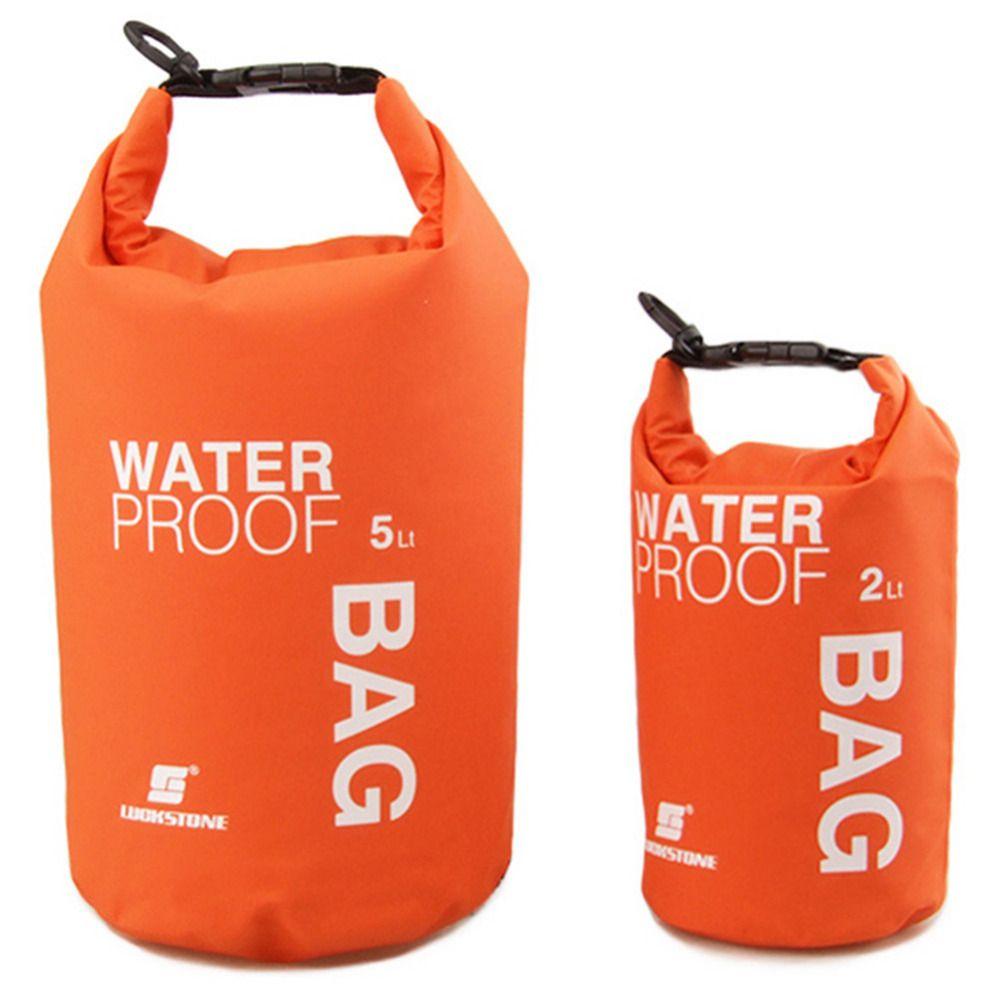 2L de Alta Qualidade Sacos De Ultraleve Rafting Canoa À Deriva Natação Camping Caminhadas Ao Ar Livre À Prova D' Água Dry Bag Bolsa de natação saco