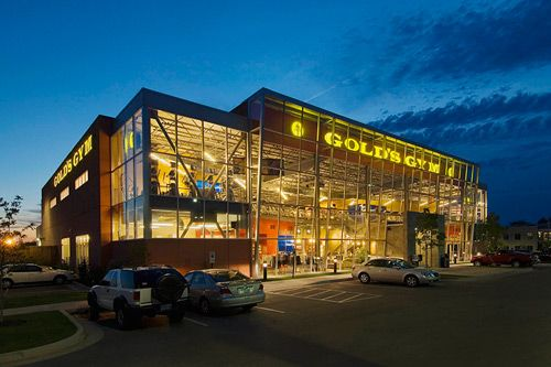 Gym Architecture Golds Gym Architecture