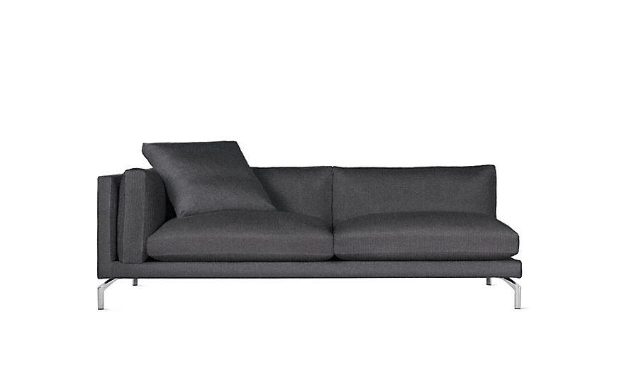 Como One Arm Sofa