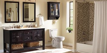 Home Depot Bathroom Ideas Bathtubs And More Look No Further Than The Home Depot Visit Your Local With Images Bathroom Remodel Pictures Bath Remodel Bathrooms Remodel