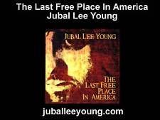 Jubal Lee Young - The Last Free Place In America CD 2009 digipak RARE OOP
