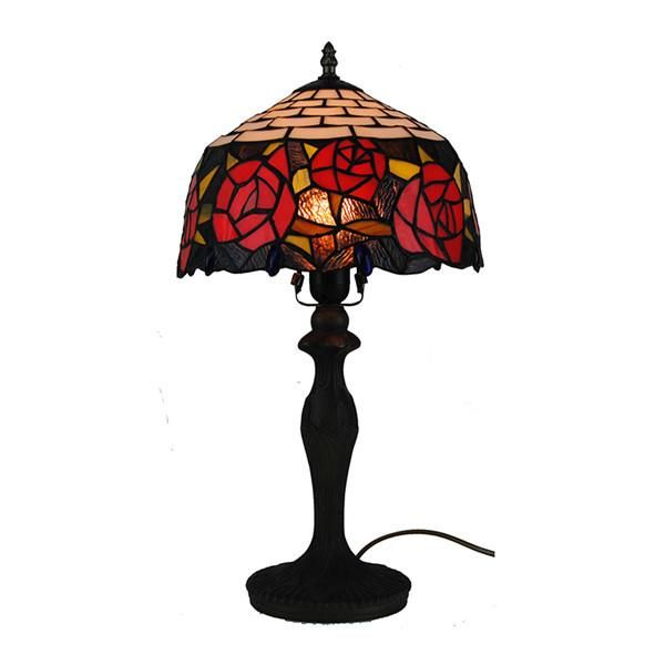 12 Small Tiffany Table Lamps Tl178 In 2020 Table Lamp Tiffany Table Lamps Embossed Wallpaper