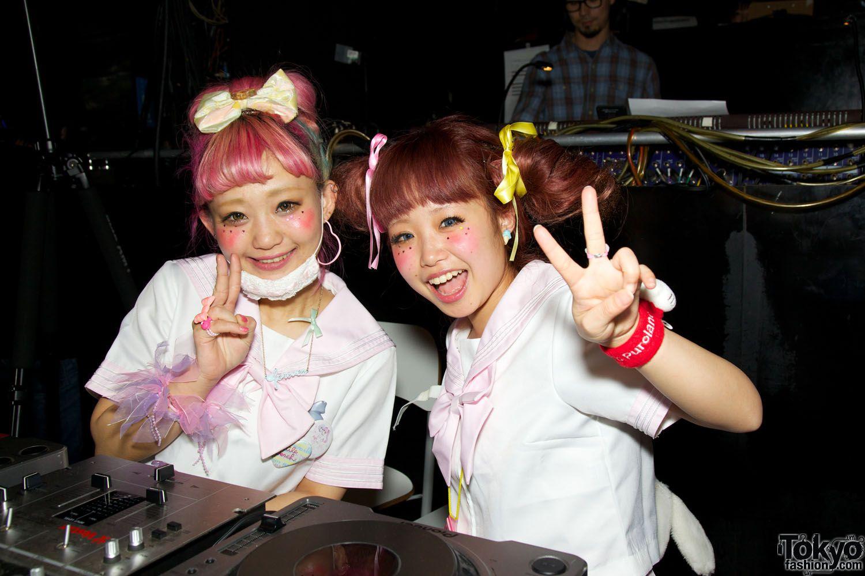 Pop N Cute Harajuku Party