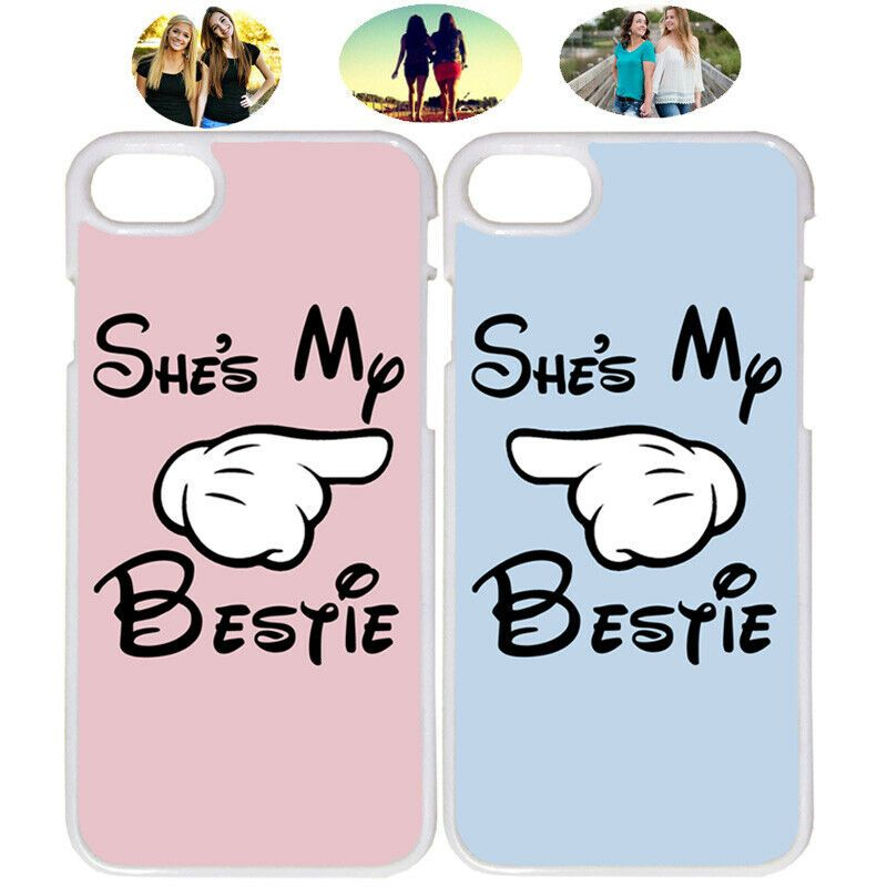 Best Friends Matching Phone Cases Best Friends Cases BFF Fundas