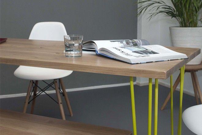 Licht Eiken Eettafel : Eettafel home furniture home en rotterdam