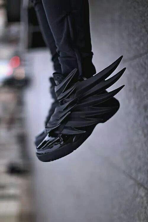Jeremy Scott x Adidas Originals JS Wings
