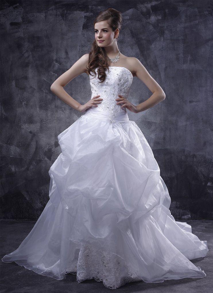 19++ White taffeta wedding dress ideas in 2021