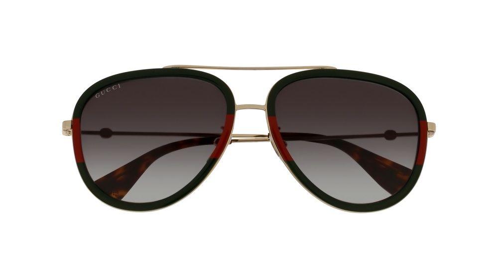 fbf30eeb8 Gucci GG0062S 003 | Gucci Eyewear | Pinterest | Gucci, Gucci eyewear ...