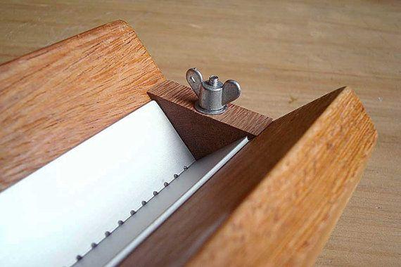 loch stanzen wiege vorlage buchbinderei tool kit von. Black Bedroom Furniture Sets. Home Design Ideas