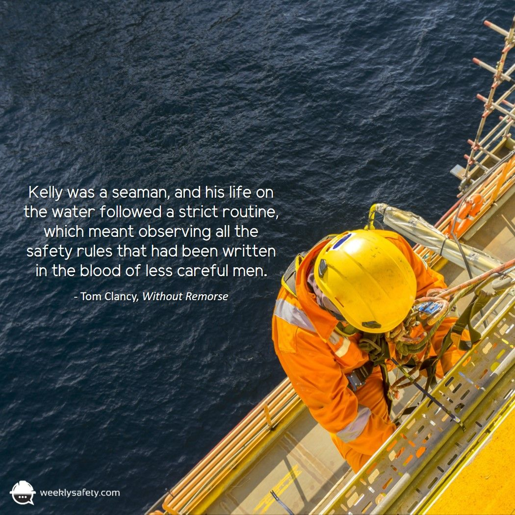 Pin on Safety Quotes