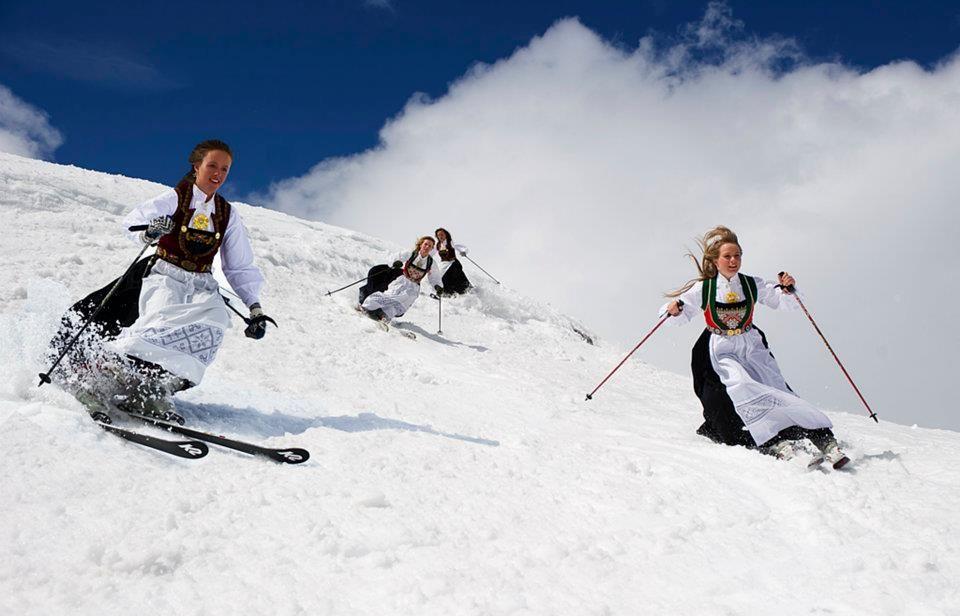 ski single jenter