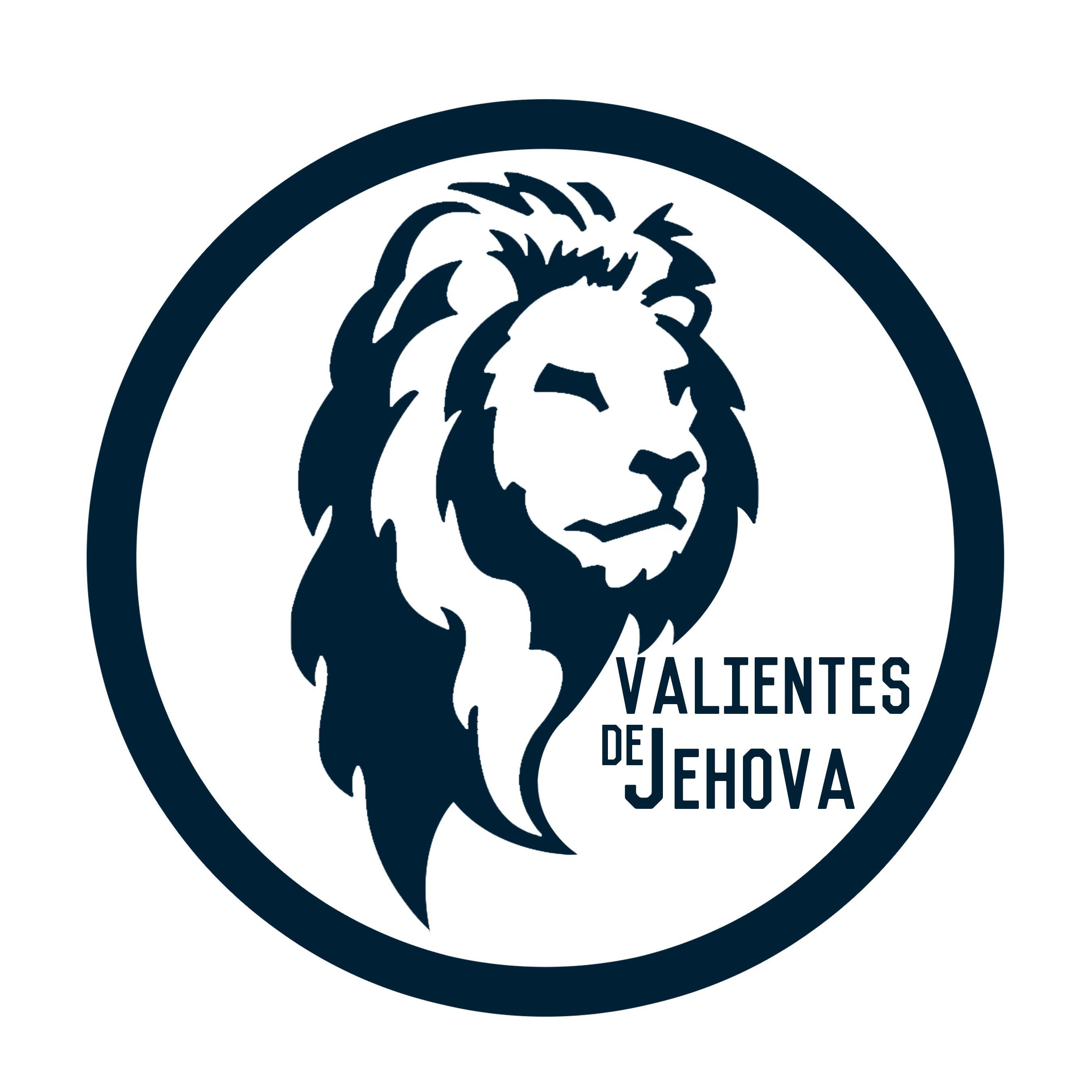 Logotipo Para Grupo De Jovenes Cristianos Valientes De Jehova