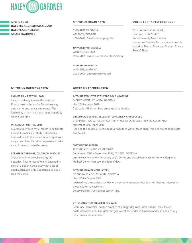 Resume Format  Resume Ideas    Resume Format Resume