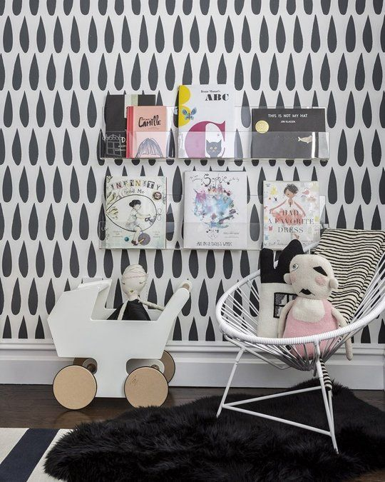 10 Great Ideas to Organize and Store Your Kids' Books | Apartment Therapy