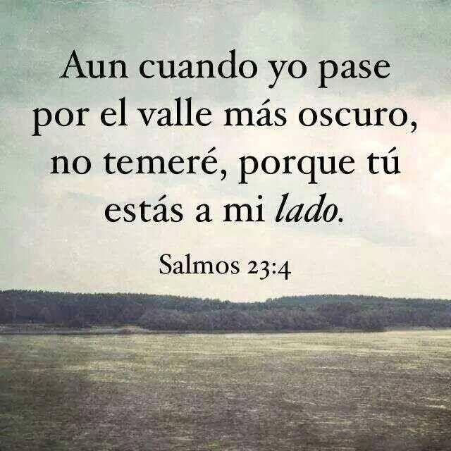 Muito Salmos 23:4 | Dios | Pinterest | Salmo 23, Salmos y Citas KL86