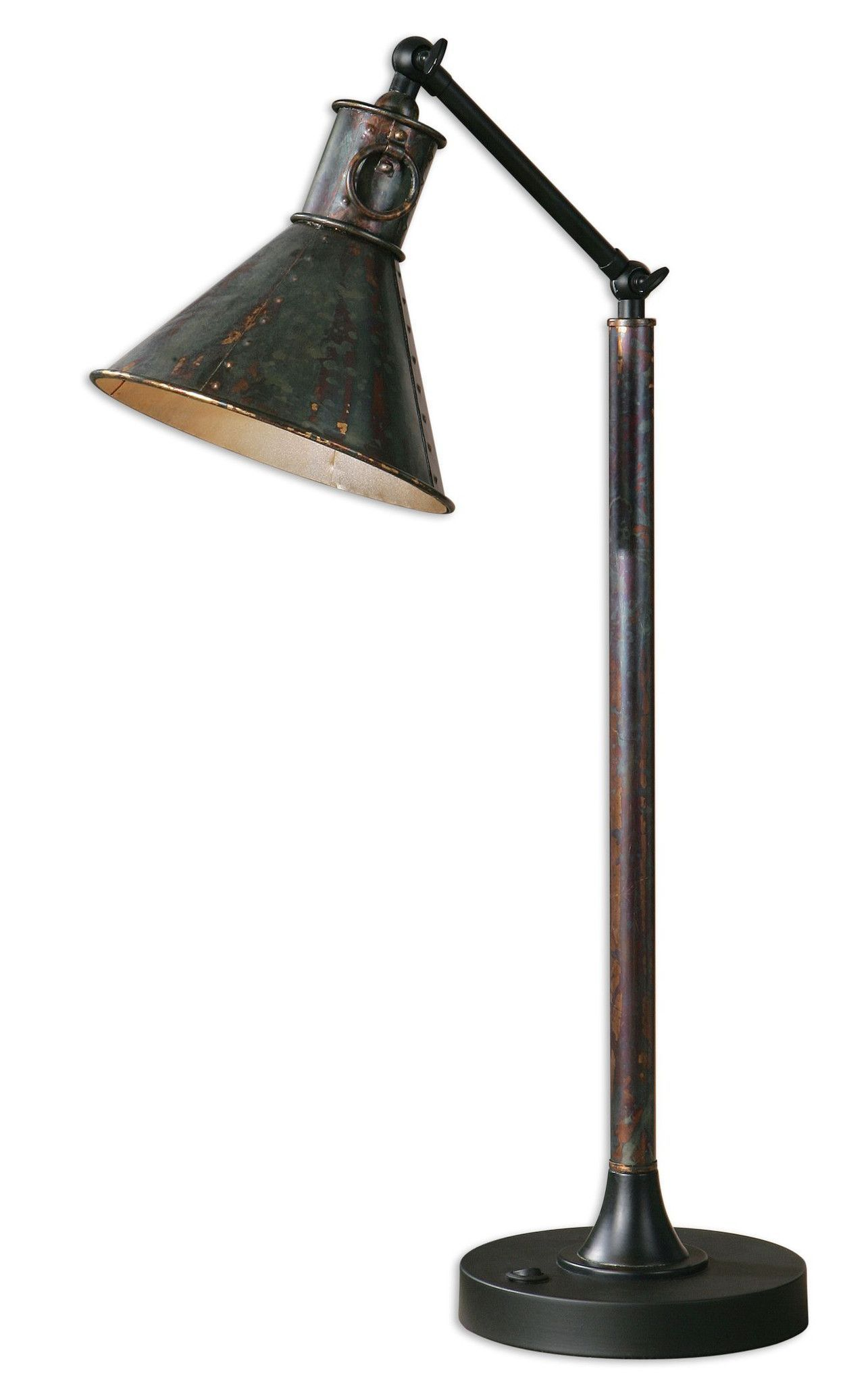 Uttermost arcada desk lamp products lamps and desks
