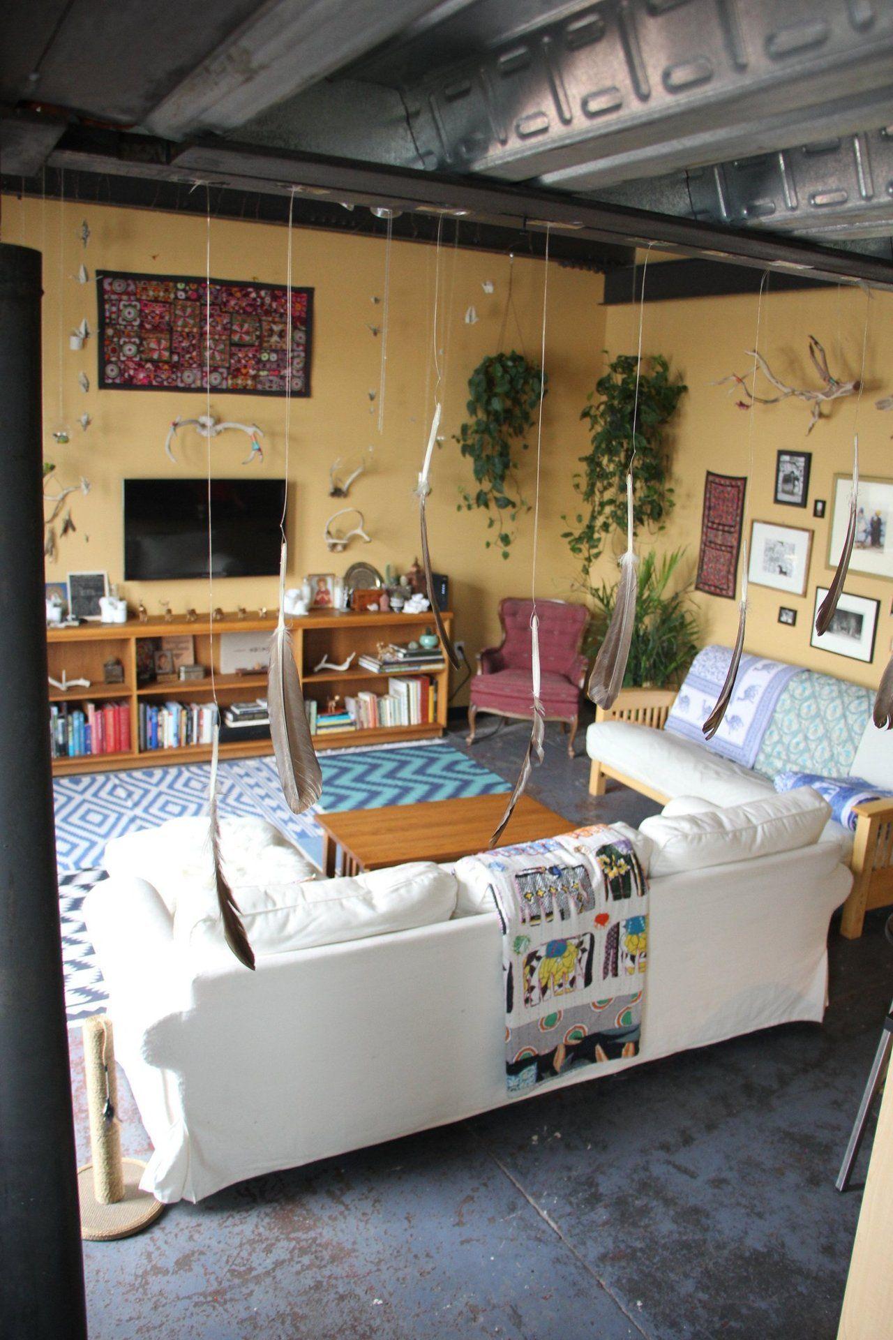 Alexandra & Christine's East Meets West House, Home deco