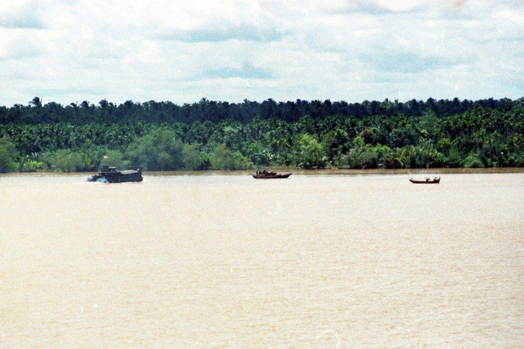 Brown Water Navy, Photo, Vietnam War
