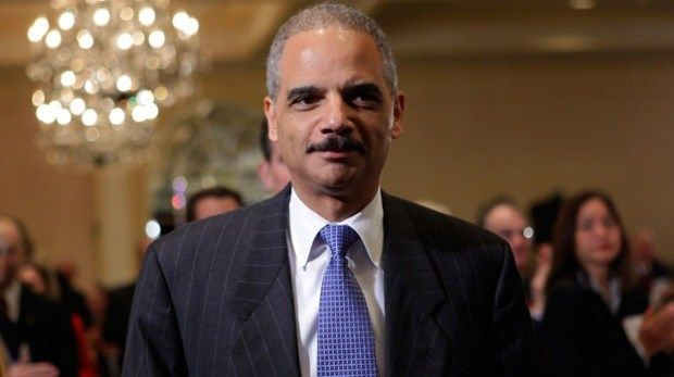 Eric Holder Wants You to Know He's 'Proud to Be An Activist' - Minutemen News IF HE'S AN ACTIVIST HE SHOULD NOT BE THE ATTORNEY GENERAL!