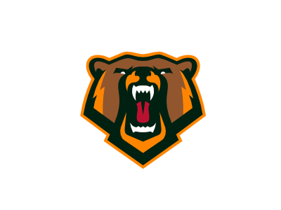 Bear Bosquejos De Animales Diseno De Logotipos Arte De Mascotas