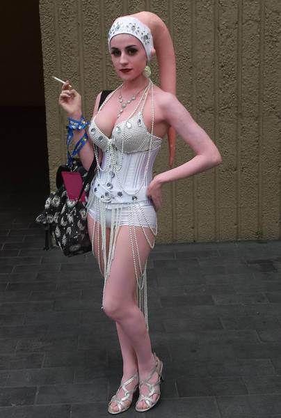 Sexy Cosplay Girls