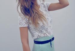 Lace Shirts >>
