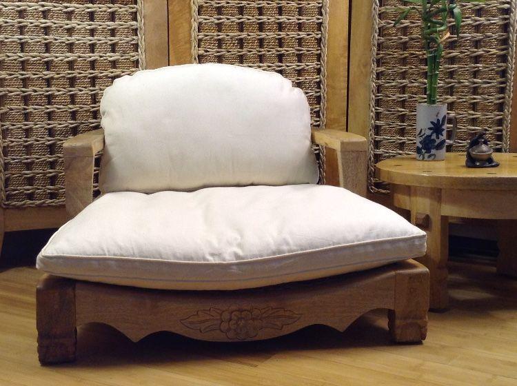 Pin By Harmony In Design On Zazen Meditation Chair Meditation Room Decor Meditation Room