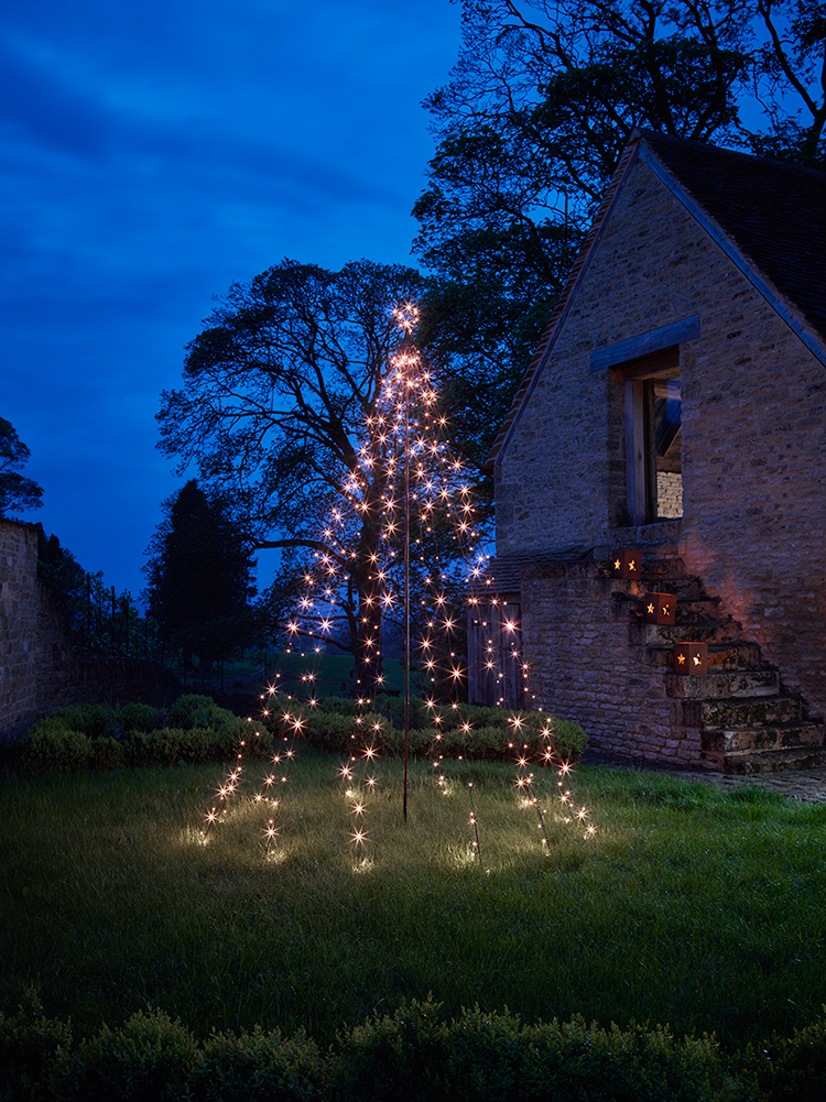 Outdoor light up tree tower winter pinterest diy christmas outdoor light up tree tower mozeypictures Image collections