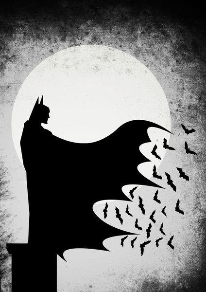 Knight Rising from the Dark Art Print