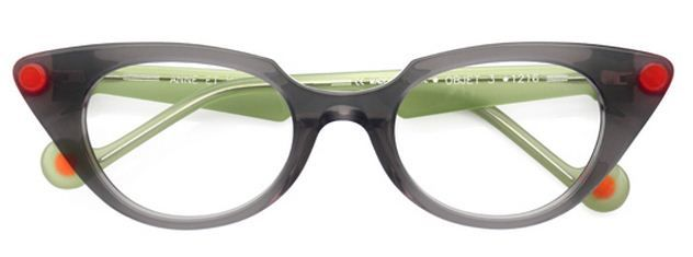 funky glasses  Anne et Valentin specs... want.
