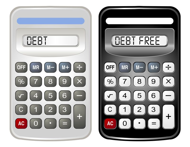There are several steps you should take to get out of credit card - credit card payoff calculator